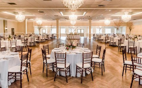 The Ballroom at The Grove at Centerton