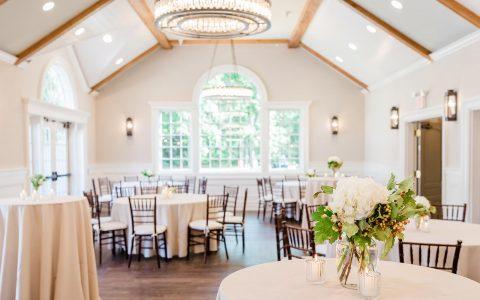 The Garden Room at The Grove at Centerton