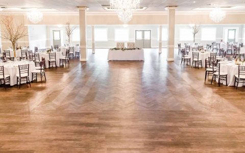 Ballroom at the Grove at Centerton